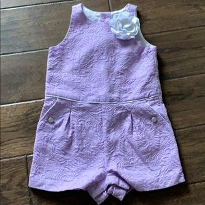 Toddler romper (18-24 mo)